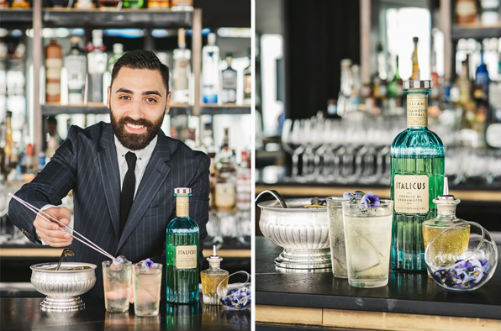 Luca Missaglia - 4 cocktails to serve at your Christmas party